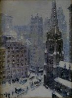 Old Trinity Church, 1919