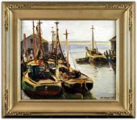 The Fishing Fleet, 1941