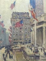Flag Day, 42nd & 5th Ave, NY, 1919