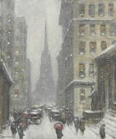 Wall St. Winter